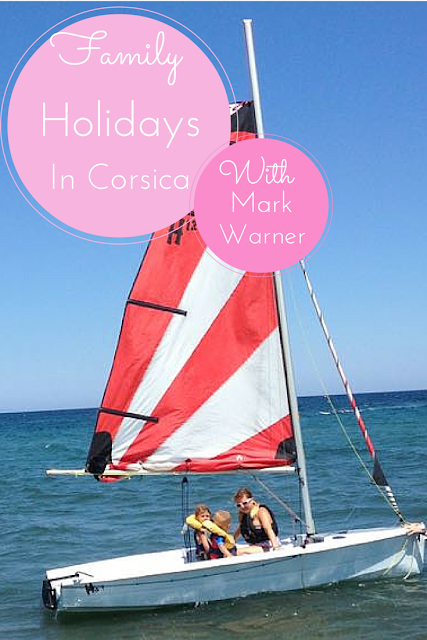 family holidays to corsica with mark warner