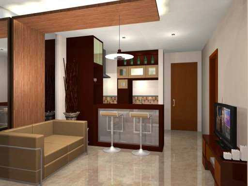 Gambar Interior Rumah Kecil