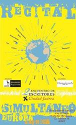 Encuentro de escritores por Ciudad Juárez