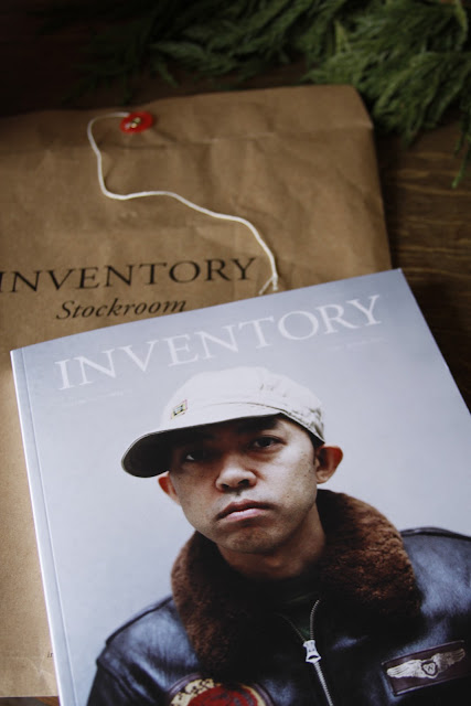 Inventory Magazine Nigo cover Vancouver BC It's My Darlin'