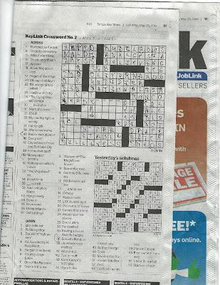 paper buys crossword clue