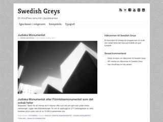 Swedish Greys
