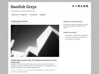 Swedish Greys