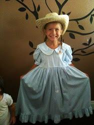 Jael Leah, age 5