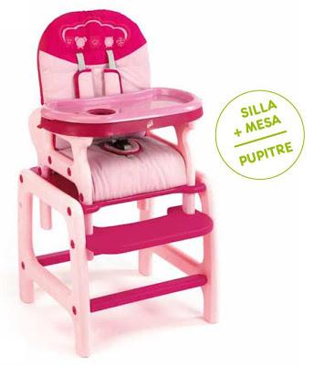 Confecciones ordo ez trona de mesa modelo mambo - Trona de mesa ...