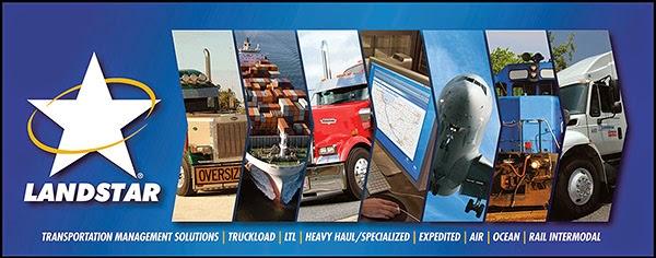 Dịch vụ vận tải Landstar Bắc Mỹ