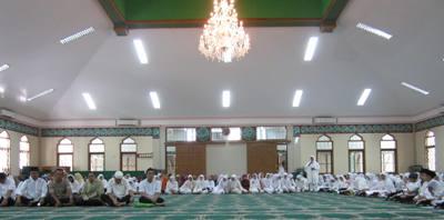 Bidang Pendidikan At Taubah Khotmil Qur An Sdi Attaubah 2012
