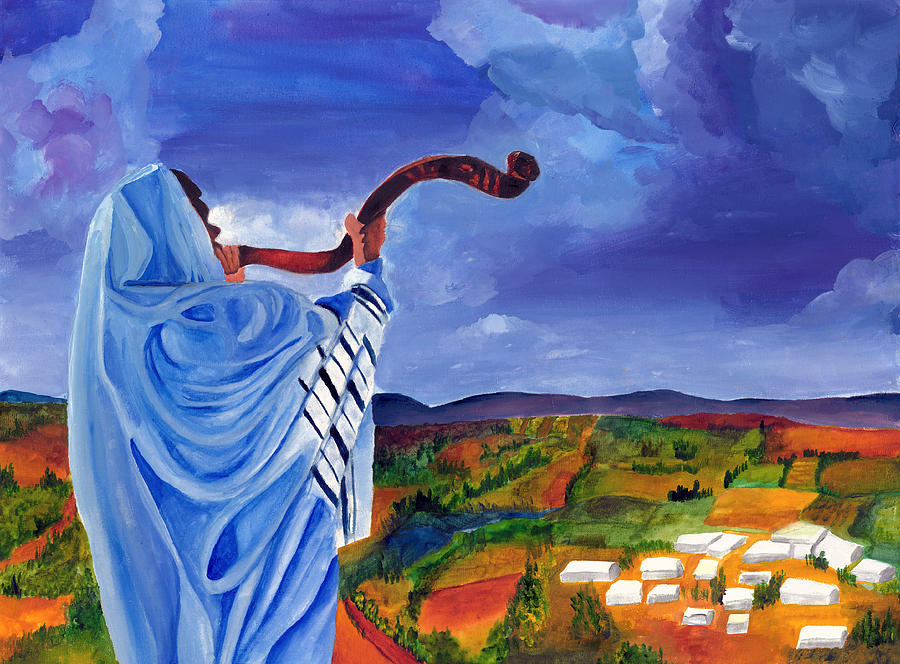 My (im)Perfect Peace: Rosh Hashanah & The Feast of Trumpets // Our ...
