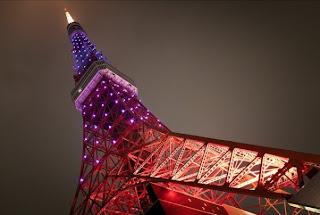 Tempat Wisata Di Tokyo - Tokyo Tower
