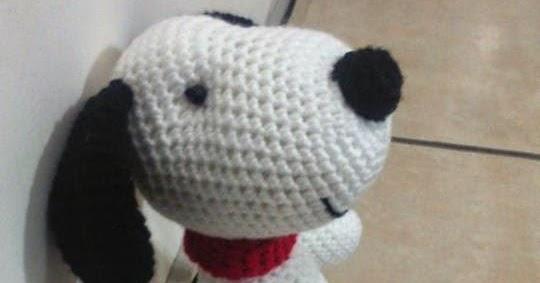 Amigurumi Tutorial Snoopy : Novedades jenpoali: snoopy amigurumi