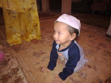 20 Months old Lil Irfan Ahmad