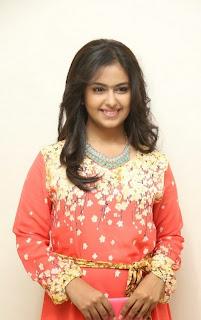 Actress Avika Gor Latest Picture Gallery at Lakshmi Raave Maa Intiki Trailor Launch 83