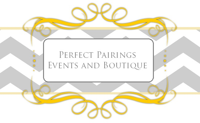 Perfect Pairings  Events and Boutique