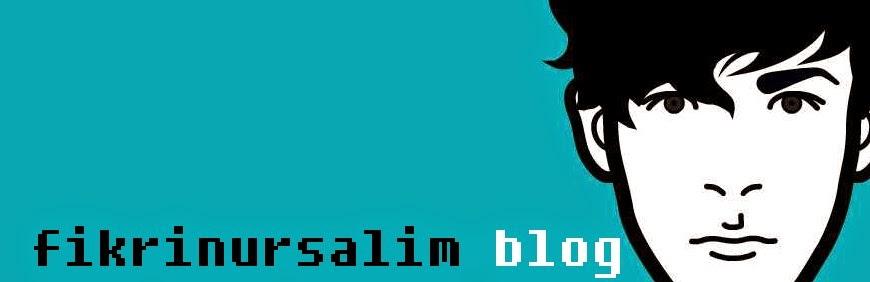 Fikri Nursalim's Blog