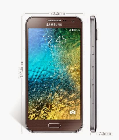 Harga Samsung Galaxy E7, Samsung Galaxy E7