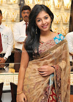 Anjali, cute, photo, gallery, in, saree, at, , ad