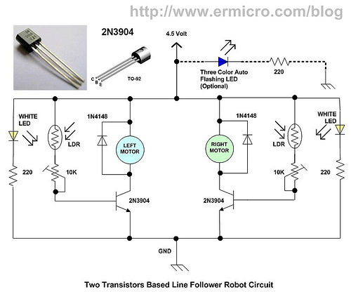 Mecha world 2012 ini rangkaian robot line follower yang sangat sederhana dalam perancangan robot tidak diperlukan adanya pemrograman yang digunakan disini hanyalah respon ccuart Image collections