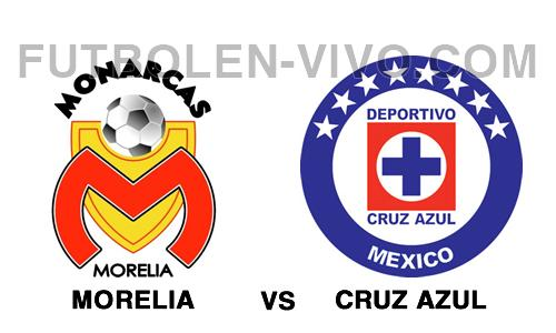 Morelia vs Cruz Azul