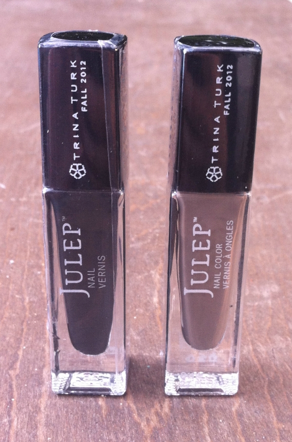 """Julep Maven Nail Polish Monthly Subscription Box Review - September 2012 """"Classic with a Twist"""""""