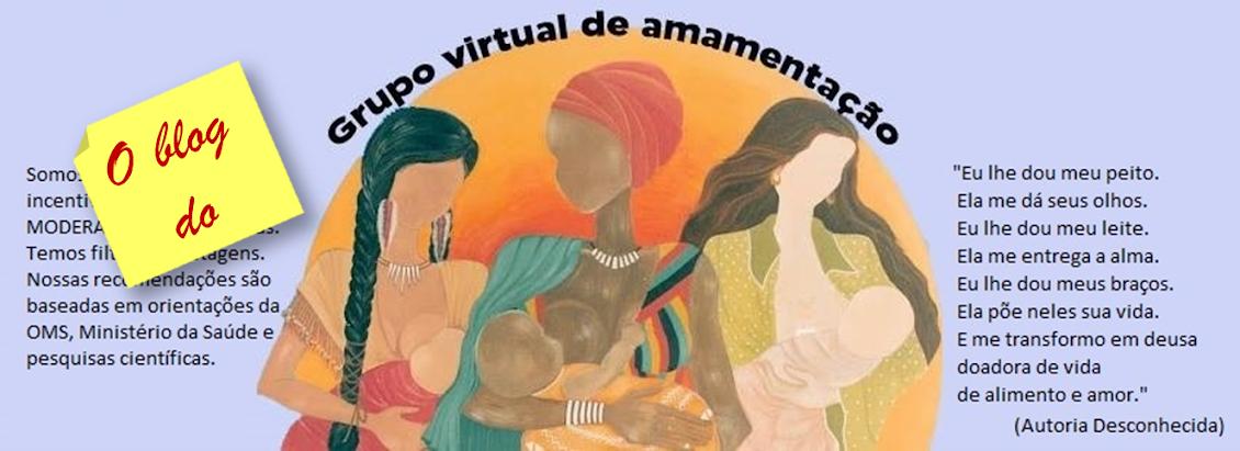 GVA - Grupo Virtual de Amamentação