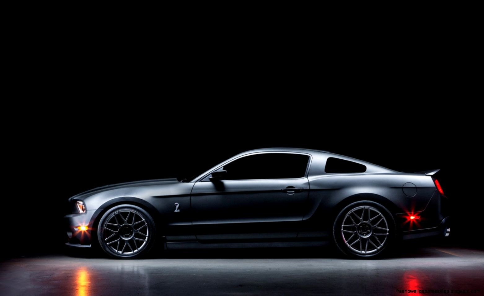 Ford Mustang Shelby GT500 Profile Car HD Wallpaper   FreeWallsUp