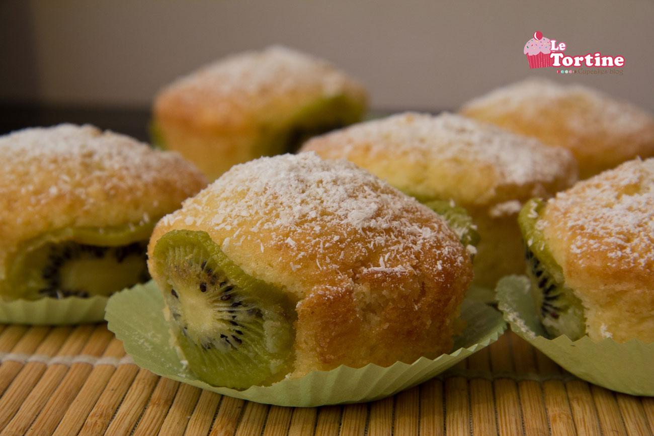 Dolci al kiwi ricette