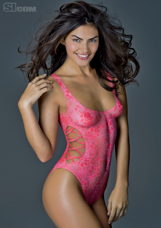 Alyssa miller sports illustrated swimsuit 2011 body for Best body paint pics