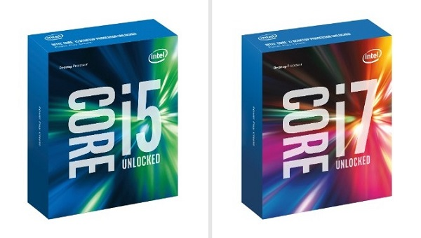 Gamescom 2015: Intel unveils 6th generation Core i7-6700K and Core i5-6600K desktop processors