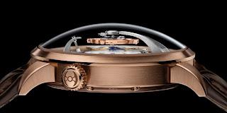 boîtier 3D Maximilian Büsser Legacy Machine N°1
