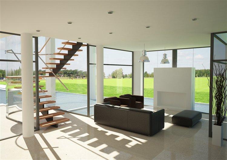 Interiores para casa for Disenos de interiores para apartamentos