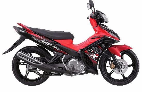 Motor Bekas Yamaha Jupiter Mx 2014