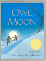 bookcover of OWL MOON by Jane Yolen