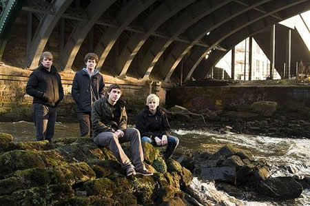 We Were Promised Jetpacks: The Last Place You'll Look