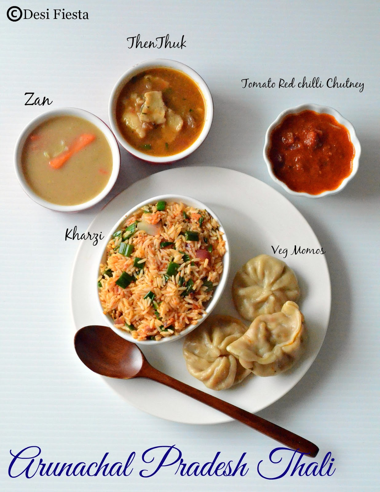Tawang festival recipes