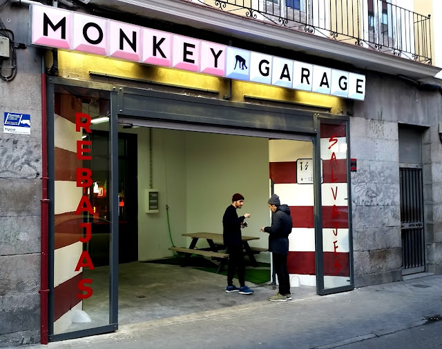 Monkey Garage Madrid