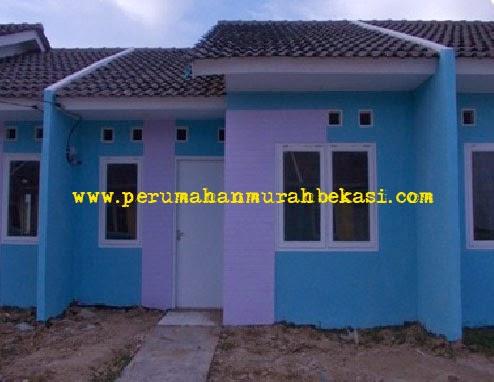 Rumah Subsidi 2014  Uang Muka 10 Jutaan Di Bekasi