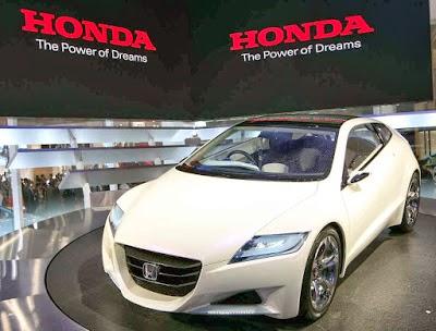 Daftar Harga Honda Mobil 2015
