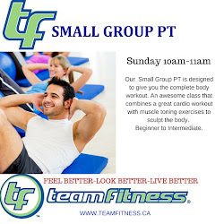 Small Group PT