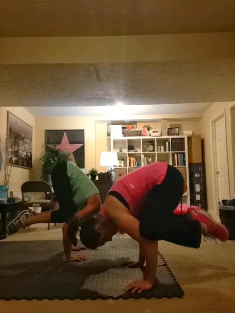 Isometrix P90X3 workout
