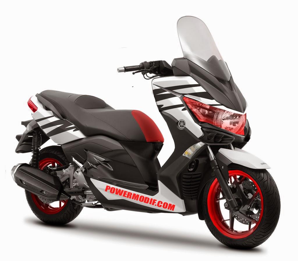 Modifikasi Motor Yamaha Nmax – Modifikasi Sepeda Motor