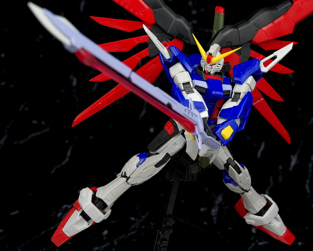destiny gundam rg - photo #9