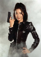 Michelle Yeoh James bond 007 scene