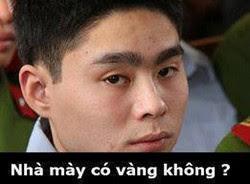 Facebook comment Lê Văn Luyện nhà mày có vàng không?