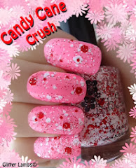 Candy Cane Crush Scented Polish Review