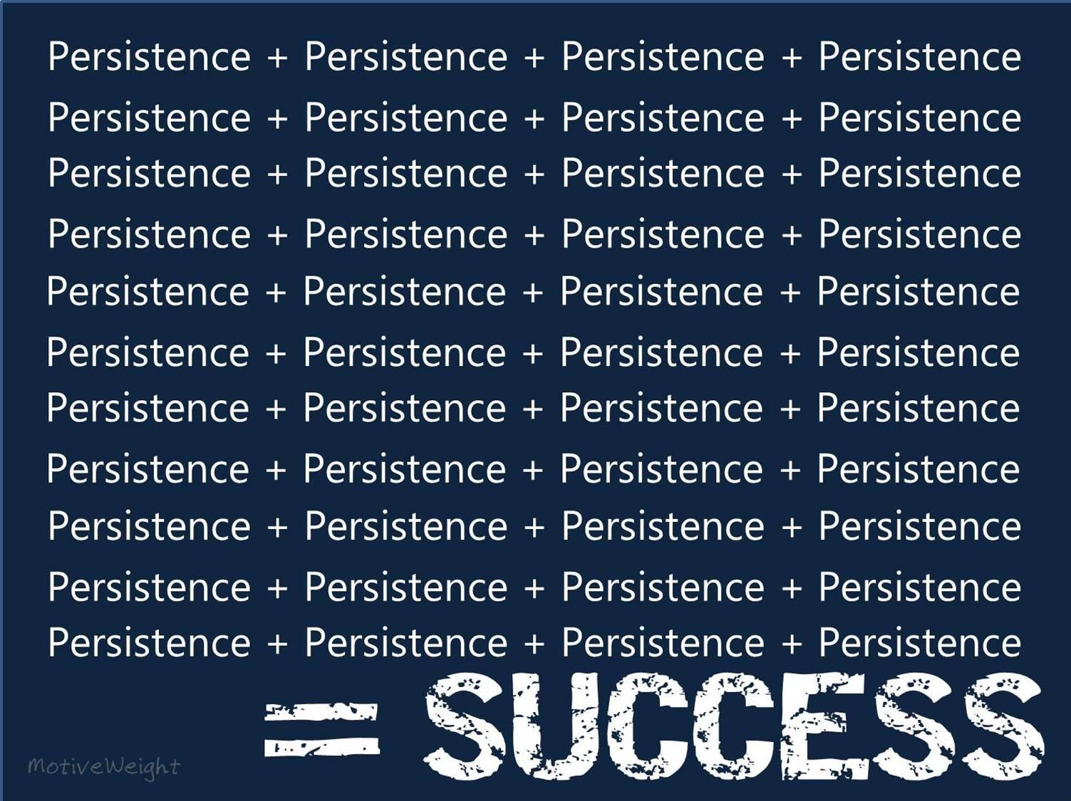 Persistence Quotes Tumblr Cardio Trek - Toronto ...
