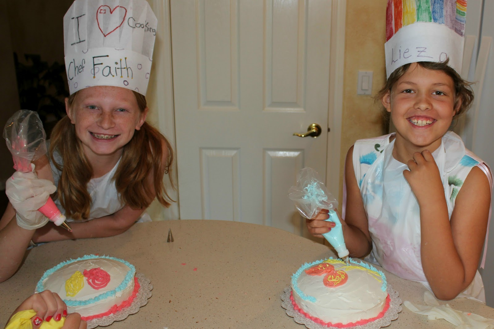Cake Decorating Classes Cardiff : My Cool Kid Cooks: Summer Camp with My Cool Kid Cooks!