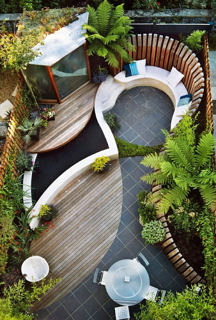 Amazing garden design | Incredible Pictures