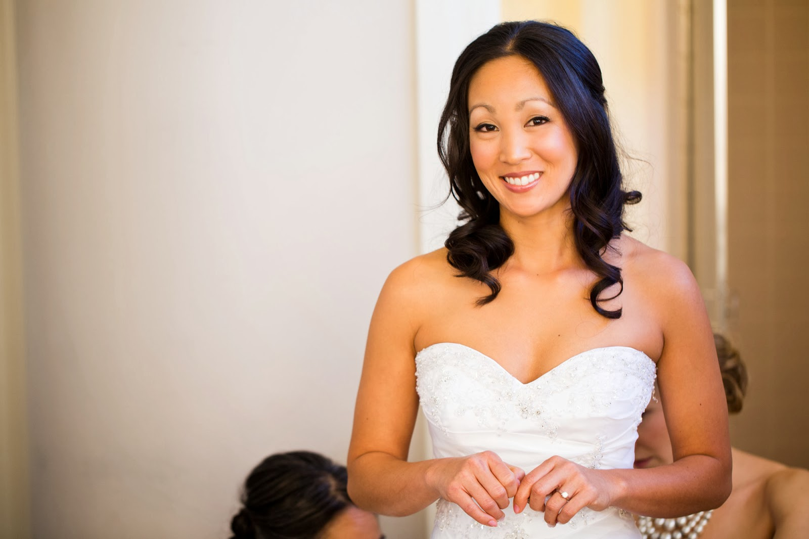 Bridal Hair and Makeup Vizcaya Sacramento Wedding