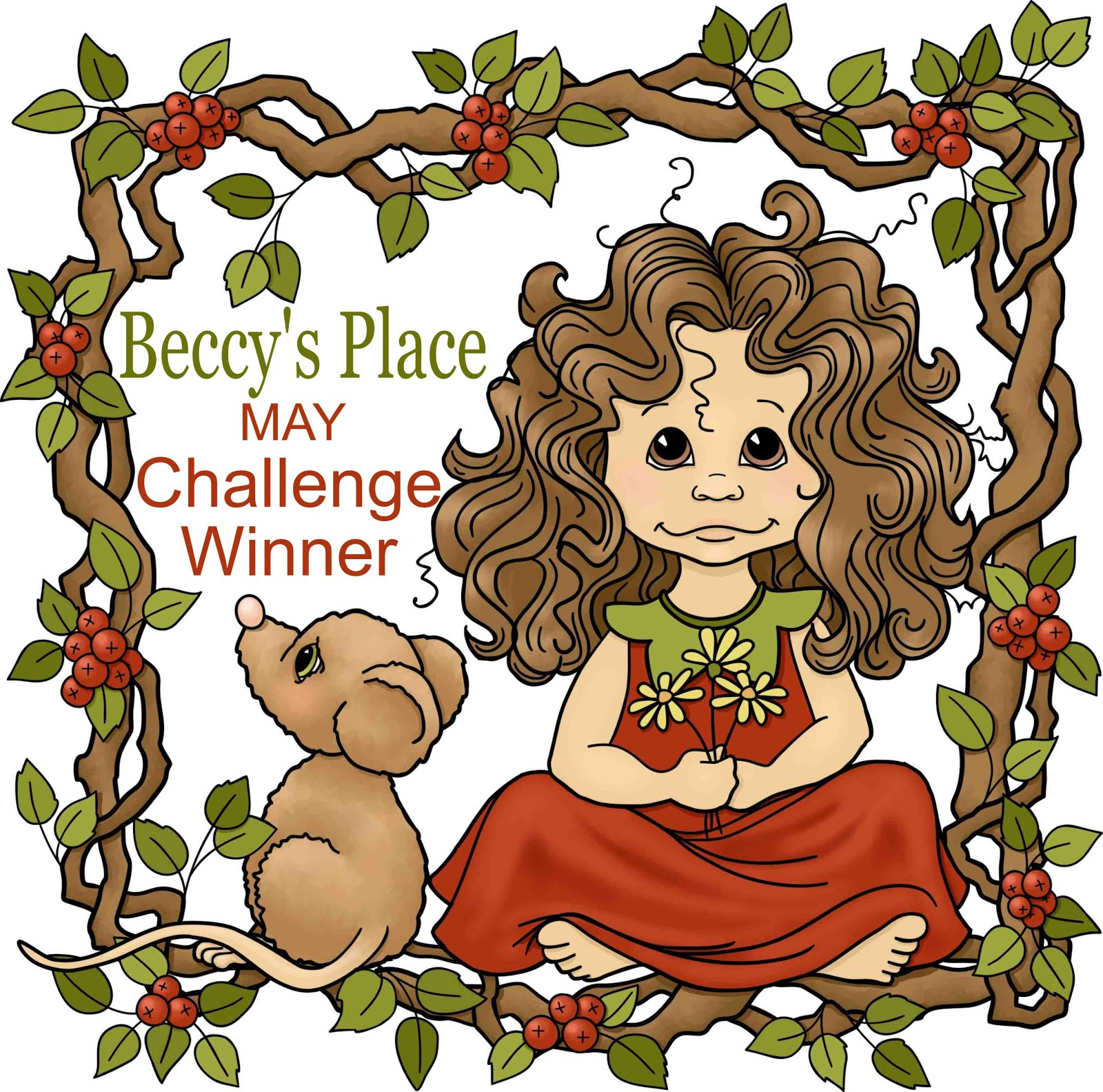 Beccy's Place Winner