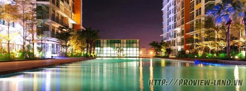 Cho thuê căn hộ quận Bình Thạnh - Proviewland